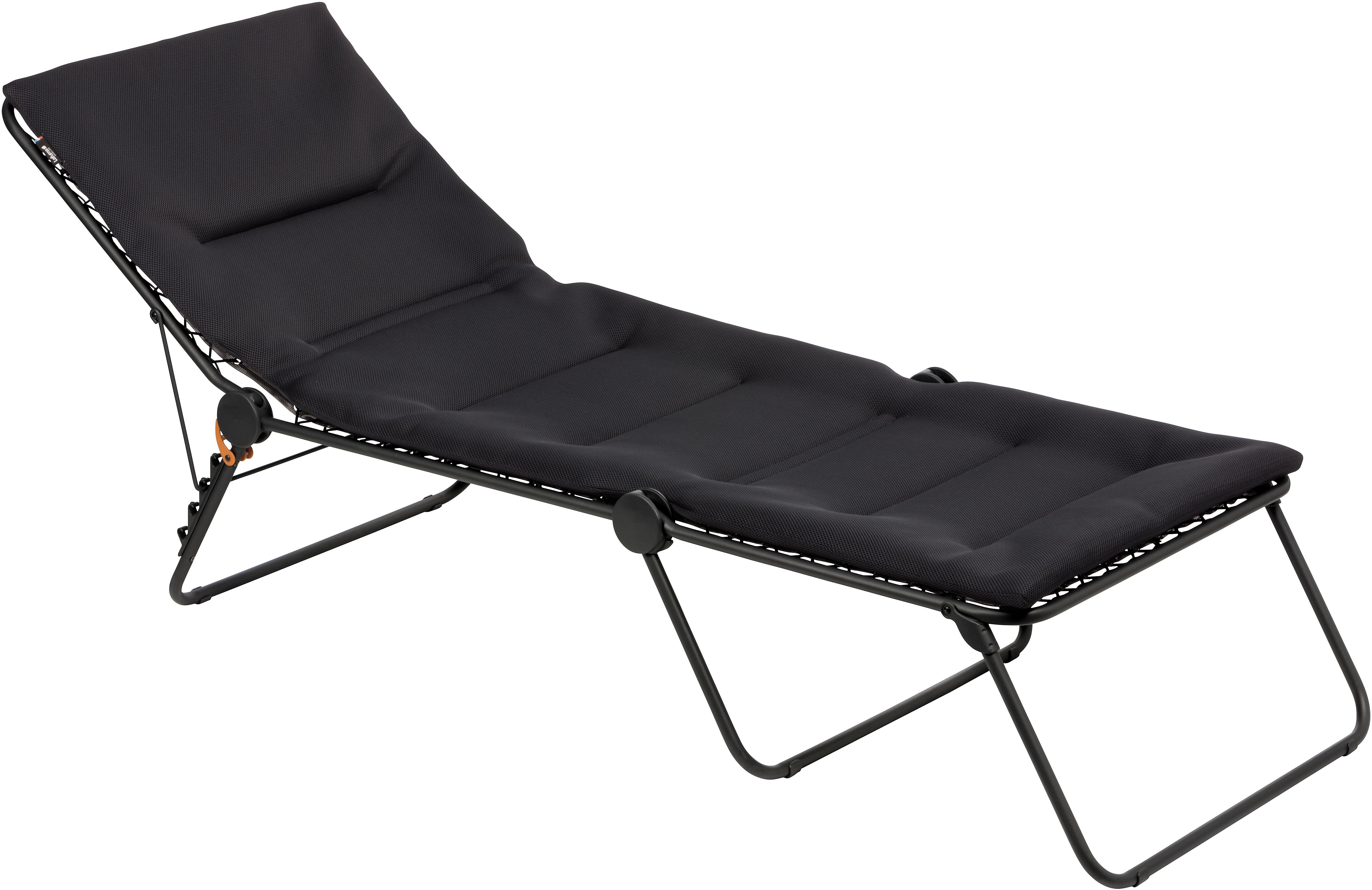 lafuma mobilier siesta l chaise longue air comfort. Black Bedroom Furniture Sets. Home Design Ideas